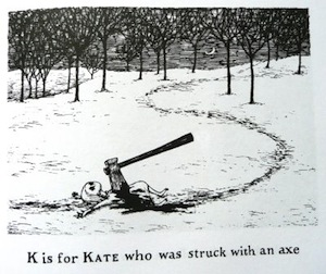 All Images Licensed by Edward Gorey Charitable Trust