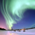Aurora Borealis, Northern Lights Travel, Photo by US Air Force / Public Domain