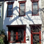 Langston Hughes Washington DC Residence / Photo by APK, Wikipedia